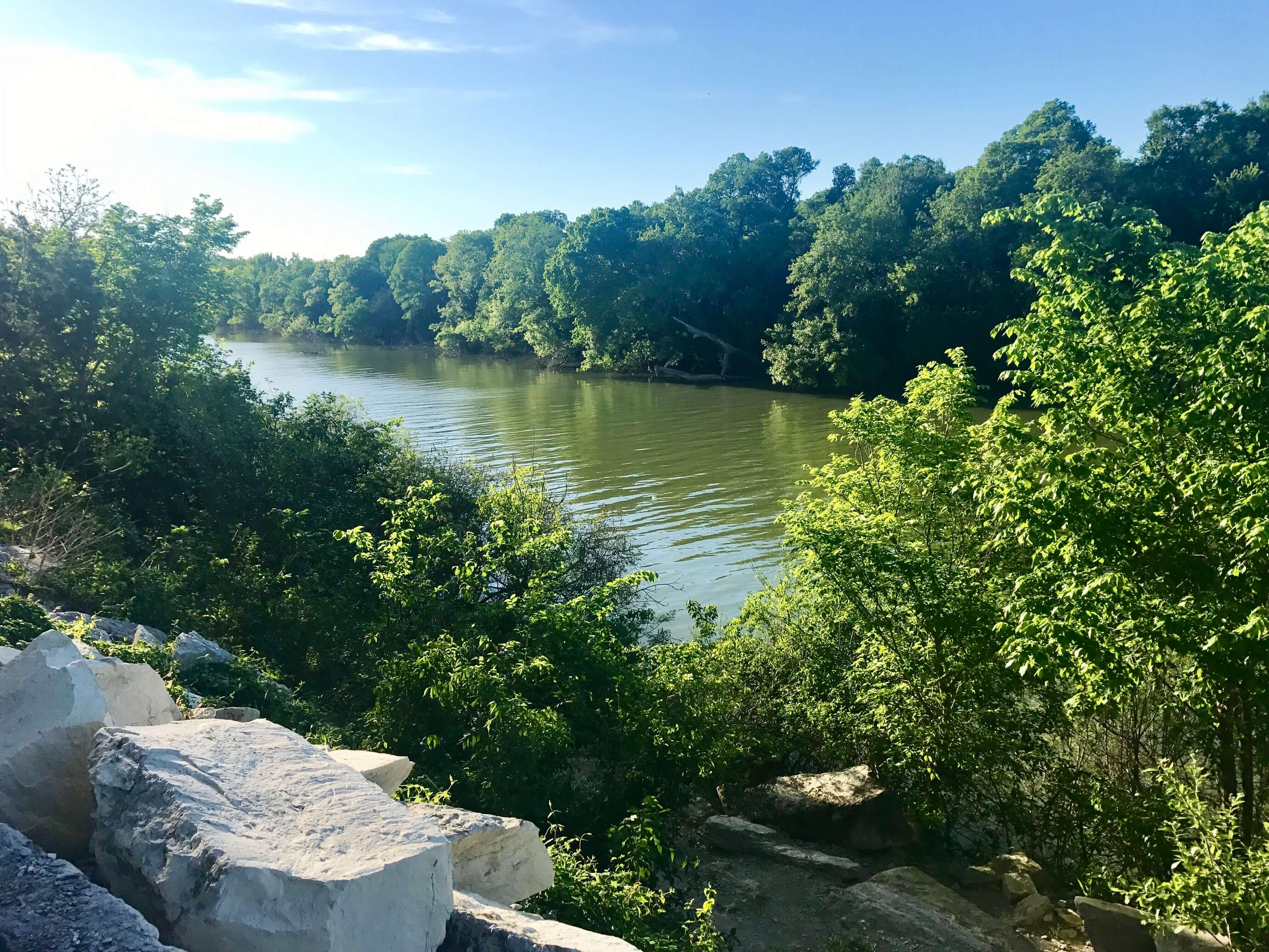 waco river