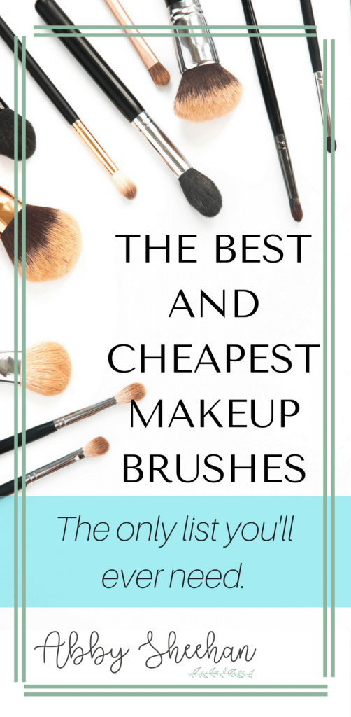 best and cheapest makeup brushes