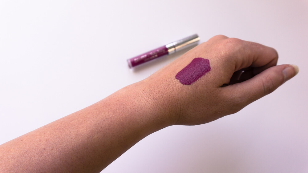 colour pop ultra satin lip swatch