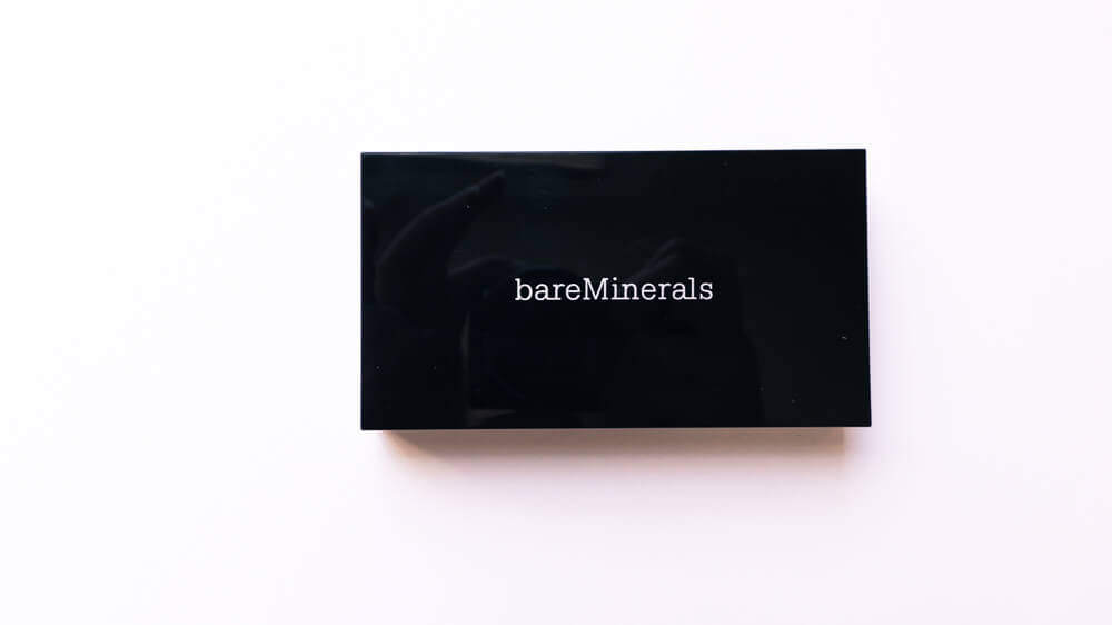 bare minerals invisible light powder