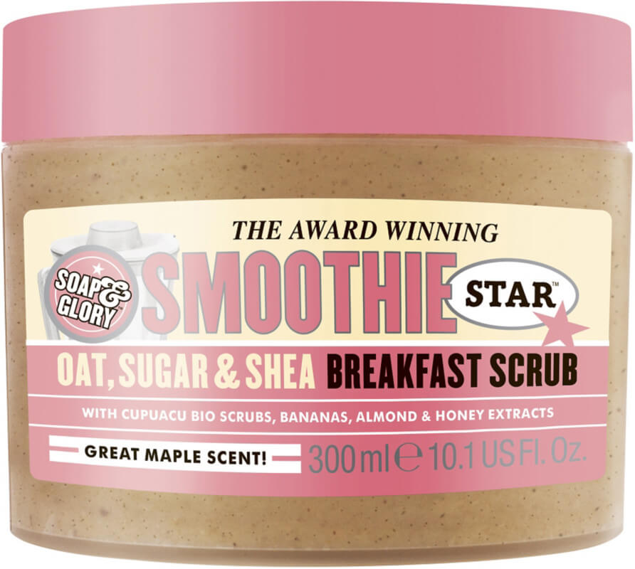 soap and glory scrub