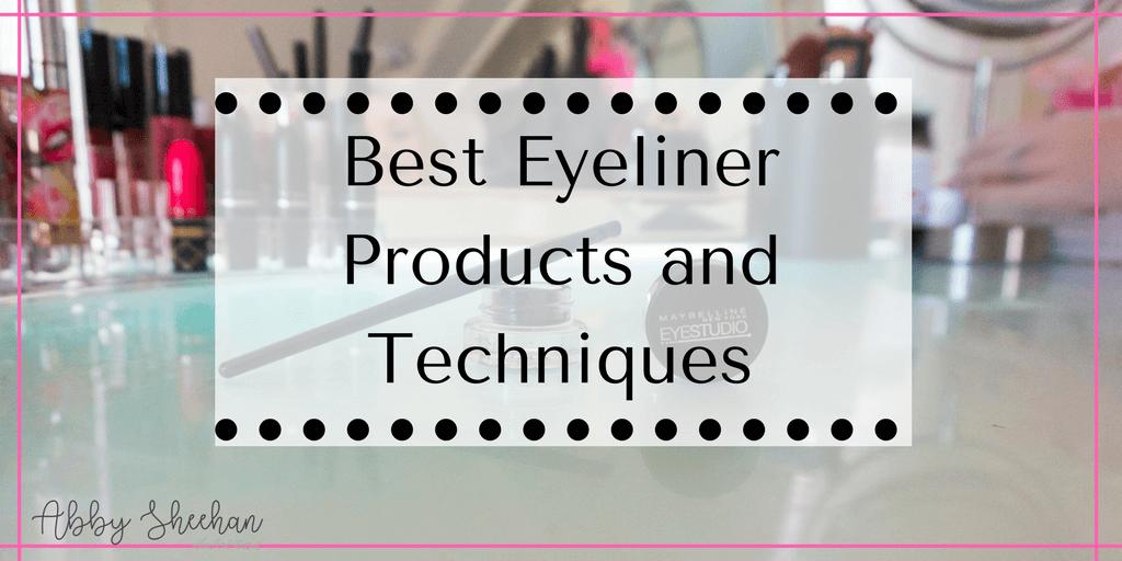 best eyeliner techniques