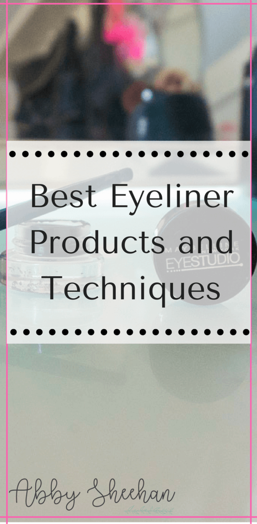 best eyeliner products and techniques