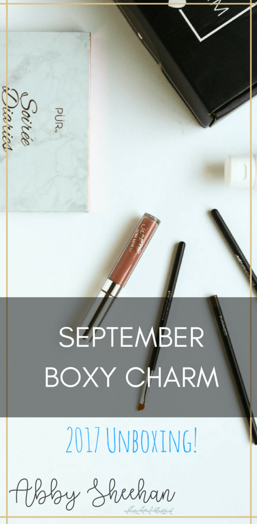 september boxy charm 2017