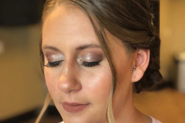 fort wayne wedding makeup lauren